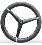 PRO TeXtreme Carbon 3-Spoke Wheel | Tubular