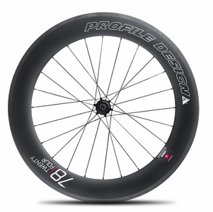Profile Design 78|TwentyFour Series Carbon Clincher Rear Wheel