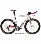 QR USAT Triathlon Limited Edition PRsix | 2016 Race Frameset