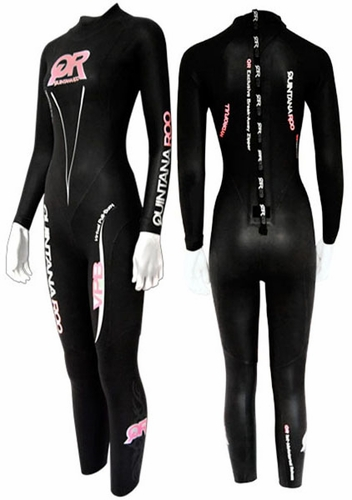 Quintana Roo Superfull Wetsuit review by KRCSWO