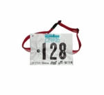 All Race Number Belts