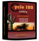 Real Rides Cycling DVD