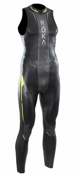 ROKA Men's Maverick Pro Sleeveless Wetsuit