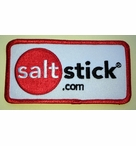 SaltStick Iron On Patch