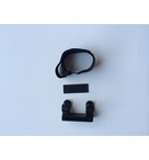 SaltStick Replacement Grip Clip, Strap & Rubber Spacer