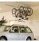 Saris CycleGlide 4-Bike | Ceiling Storage System