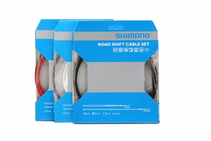 Shimano PTFE Shift Cable and Housing Set