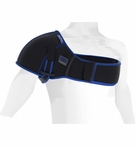 Shock Doctor Ice Recovery Compression Shoulder Wrap