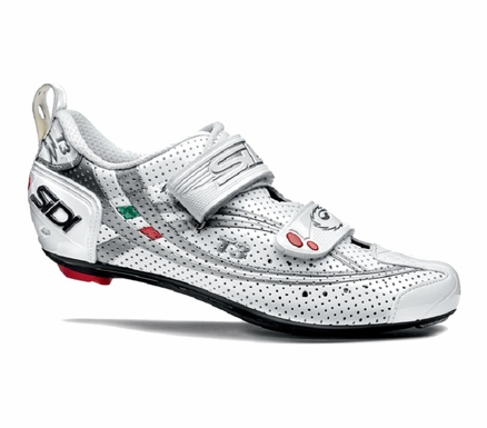 SiDi Men's T-3.6 Vent Carbon Triathlon Cycling Shoes