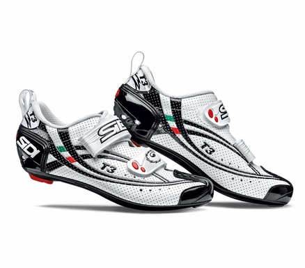 SiDi Men's T3 Air Carbon Triathlon Cycling Shoes