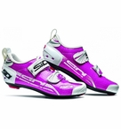 SIDI Women's T-4 Air Carbon Triathlon Cycling Shoes