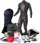 Silver Triathlon Package | Non-Bike