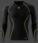 SKINS Men's A200 Long Sleeve Compression Top