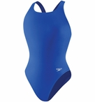 Speedo Women's Solid Lycra Super Pro Back