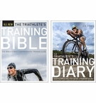 The Triathlete's Training Bible & Diary Set