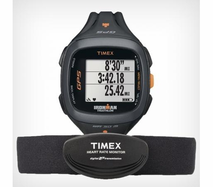 Timex Iron Man Run Trainer 2.0 W/ HRM Strap