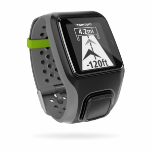 TOMTOM Multi-Sport GPS Watch + HRM + CSS + AM