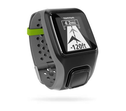 TomTom Multisport GPS Watch + HRM + CSS + AM