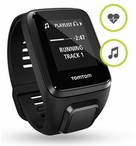 TomTom Spark 3 Cardio +Music Headphone Bundle