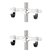 Topeak Dual-Touch Additional Bike Hooks