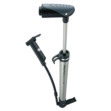 Topeak Road Morph G Frame Pump With Gauge