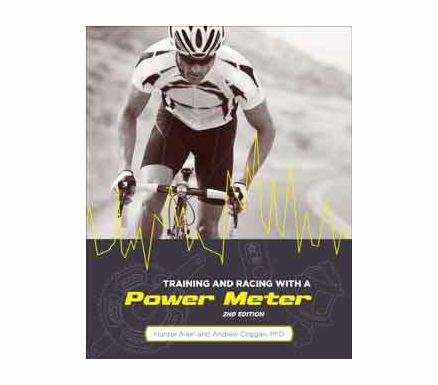 Training and Racing with a Power Meter 2nd ed.