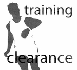 Training Equipment Clearance