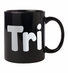 Tri Ceramic Triathlon Coffee Mug