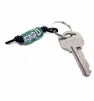 Triathlon Keychain