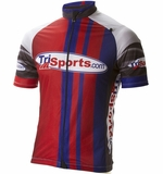 TriSports.com Men's Cycling Jersey