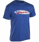 TriSports.com Men's Jersey Blend T-shirt