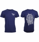 TriSports.com Men's Word Cloud T-shirt