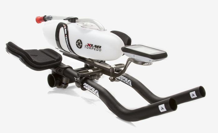 Profile Design Aero HC Replacement Bicycle Aerobar Water Bottle Tri//TT New