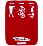 TriSports Transition Mat