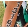 TriTats Pro Pack - Temporary Race Number Tattoos