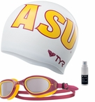 TYR Arizona State University Swim Kit