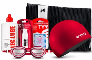 "TYR ""Canada"" Swim Essentials Kit"