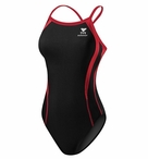 TYR Girl's Alliance Splice Diamondfit Swimsuit