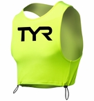 TYR Hi-Vis Open Water Pinnie
