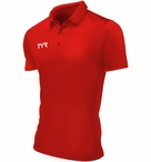 TYR Men's Alliance Victory Polo