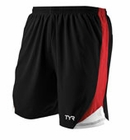 "TYR Men's Competitor 7"" Run Shorts"