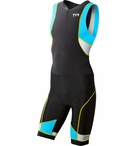 TYR Men's Competitor Front Zip Trisuit
