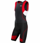TYR Men's Competitor Back Zip Trisuit