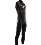 TYR Men's Hurricane C5 Sleeveless Wetsuit