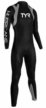 TYR Men's Hurricane Category 1 Triathlon Wetsuit