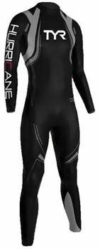 TYR Men's Hurricane Category 3 Triathlon Wetsuit