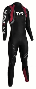 TYR Men's Hurricane Category 5 Triathlon Wetsuit