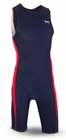 TYR Men's Rear Zipper Trisuit