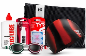 "TYR ""Mexico"" Swim Essentials Kit"