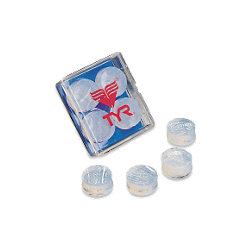 TYR Soft Silicone Ear Plugs
